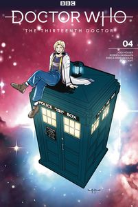 [Doctor Who: 13th Doctor: Season Two #4 (Cover C Comicraft) (Product Image)]
