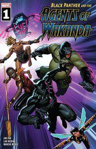 [Black Panther & Agents Of Wakanda #1 (Product Image)]