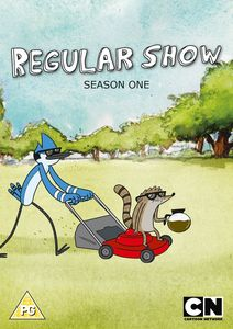 [Regular Show: Season 1 (Product Image)]