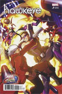 [Hawkeye #9 (Marvel Vs Capcom Variant) (Product Image)]