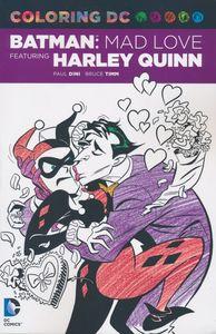 [Coloring DC: Batman Adventures: Mad Love (Product Image)]