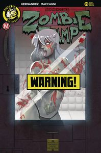 [Zombie Tramp: Ongoing #75 (Cover D Mastajwood Risque) (Product Image)]