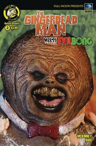 [Gingerdead Man Meets Evil Bong #2 (Cover B Photo) (Product Image)]