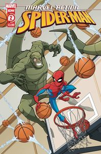 [Marvel Action: Spider-Man #2 (Product Image)]
