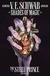 [Shades Of Magic #4 (Steel Prince Cover A Olimpieri) (Product Image)]