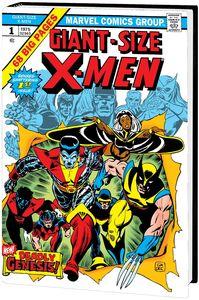 [Uncanny X-Men: Omnibus: Volume 1 (New Printing Hardcover) (Product Image)]