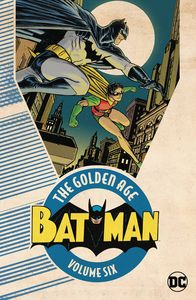 [Batman: The Golden Age: Volume 6 (Product Image)]