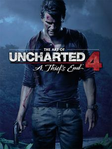 [The Art Of Uncharted 4: A Thief's End (Hardcover) (Product Image)]