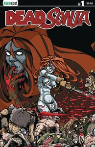 [Dead Sonja #1 (Cover B Bloodbath) (Product Image)]