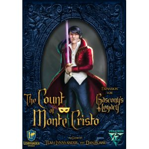 [Gascony's Legacy: Count Of Monte Cristo Expansion (Product Image)]