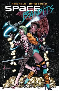 [Space Bandits #1 (Cover C Legends Variant Chaykin) (Product Image)]