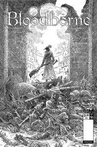 [Bloodborne #1 (2nd Printing) (Product Image)]