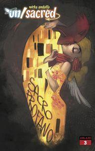 [Mirka Andolfos: Unsacred #3 (Cover D Andolfo Klimt Homage Variant () (Product Image)]