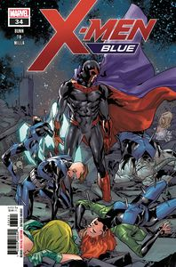 [X-Men: Blue #34 (Product Image)]