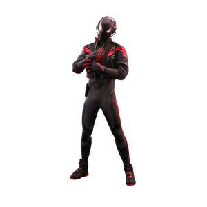 [Spider-Man: Hot Toys Action Figure: Miles Morales (2020 Suit) (Product Image)]