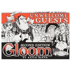 [Gloom: Unwelcome Guests (2nd Edition) (Product Image)]