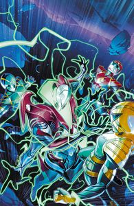 [Mighty Morphin Power Rangers #54 (Cover A Main) (Product Image)]