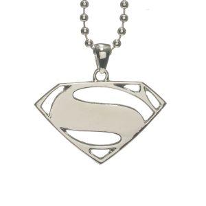 [Superman: Pendant: Man Of Steel Emblem (Product Image)]