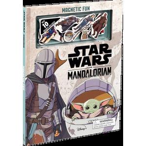 [Star Wars: The Mandalorian: Magnetic Fun (Hardcover) (Product Image)]