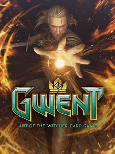 [Gwent: Art Of The Witcher Card Game (Hardcover) (Product Image)]