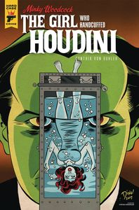 [Minky Woodcock: The Girl Who Handcuffed Houdini #4 (Cover A H) (Product Image)]