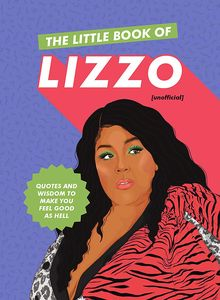 [The Little Book Of Lizzo (Hardcover) (Product Image)]