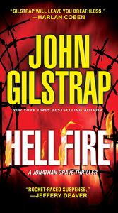 [Jonathan Grave: Hellfire (Product Image)]