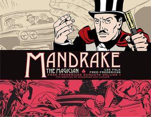 [Mandrake The Magician: Fred Fredericks Sundays: Volume 1 (Hardcover) (Product Image)]