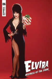 [Elvira: Mistress Of Dark #6 (Cover D Photo Sub Variant) (Product Image)]