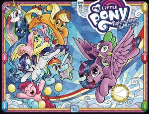 [My Little Pony: Friendship Is Magic #75 (Cover A Price) (Product Image)]