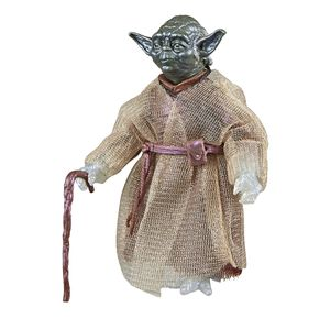 [Star Wars: The Last Jedi: Black Series Action Figure: Force Ghost Yoda (Product Image)]