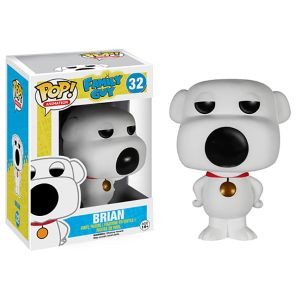 [Family Guy: Pop! Vinyl Figures: Brian Griffin (Product Image)]