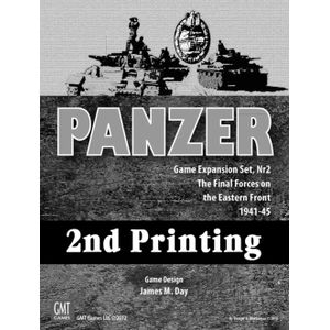 [Panzer: Expansion 2: The Final Forces On The Eastern Front (2021 Print) (Product Image)]