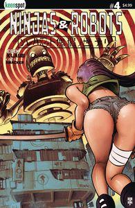 [Ninjas & Robots #4 (Cover B Ephk) (Product Image)]
