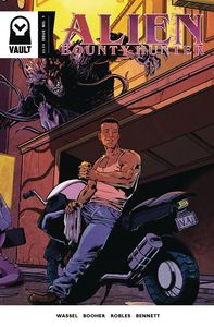 [Alien Bounty Hunter #1 (2nd Printing) (Product Image)]
