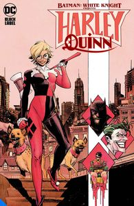 [Batman: White Knight Presents: Harley Quinn (Hardcover) (Product Image)]