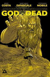 [God Is Dead #25 (Gilded Variant) (Product Image)]