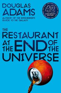 [The Restaurant At The End Of The Universe (42nd Anniversary Edition) (Product Image)]