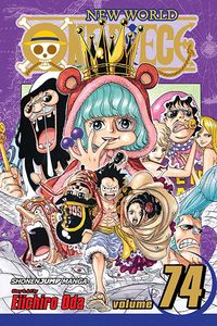[One Piece: Volume 74 (Product Image)]