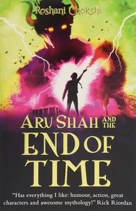 [Aru Shah & End Of Time (Product Image)]