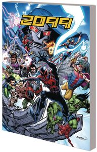 [Amazing Spider-Man 2099: Companion (Product Image)]