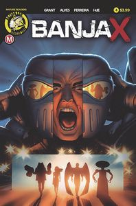 [Banjax #4 (Cover A Alves) (Product Image)]