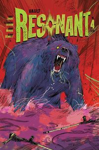 [The cover for Resonant #4]