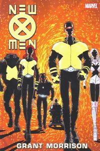 [New X-Men: Ultimate Collection: Volume 1 (Product Image)]