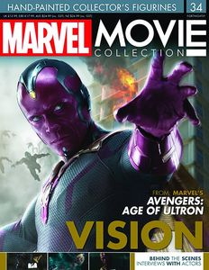[Marvel: Movie Figure Collection #34 Vision (Product Image)]