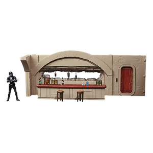 [Star Wars: The Mandalorian: Vintage Collection Action Figure Playset: Nevarro Cantina (Product Image)]