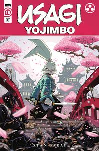 [Usagi Yojimbo #16 (Sommariva Variant) (Product Image)]