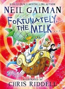 [Fortunately, The Milk (Hardcover) (Product Image)]
