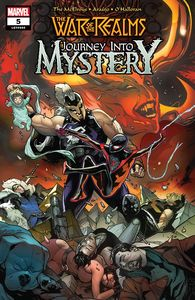 [War Of The Realms: Journey Into Mystery #5 (Product Image)]