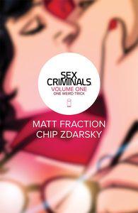 [Sex Criminals: Volume 1 (Product Image)]